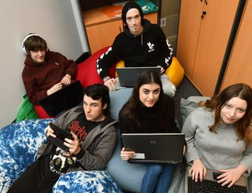 The Virtual becomes Reality for 20Squared students
